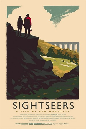 Sightseers - Olly Moss